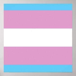 Orgullo del Transexual Impresiones