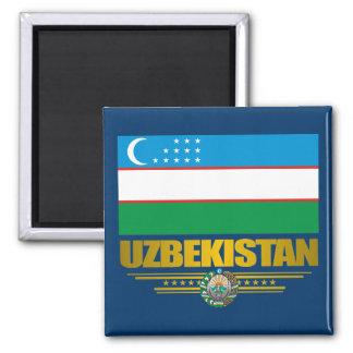 Orgullo del Uzbek Imán