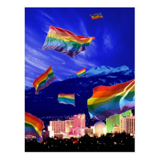 Orgullo del vuelo de Reno Postales