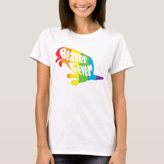 Orgullo divertido de la lesbiana LGBT de la fiebre Playera