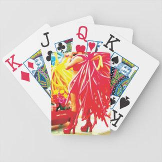 Orgullo en desfile barajas de cartas