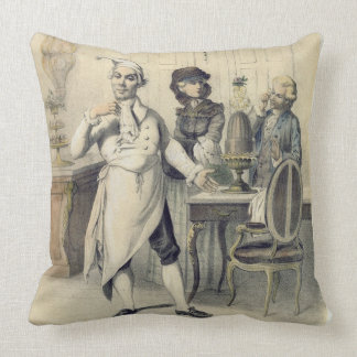 Orgullo en la cocina, de una serie de depi de las  cojín