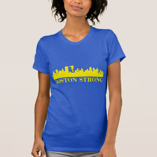 Orgullo fuerte de Boston Camisetas