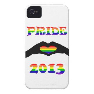¡Orgullo gay 2013!! Case-Mate iPhone 4 Carcasa