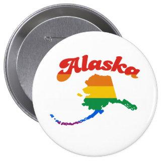 ORGULLO GAY DE ALASKA PINS