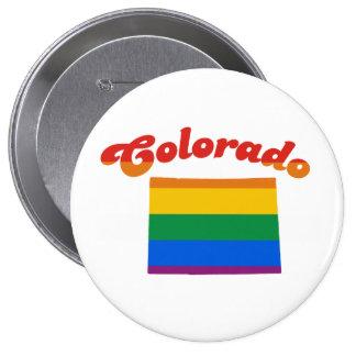 ORGULLO GAY DE COLORADO PIN