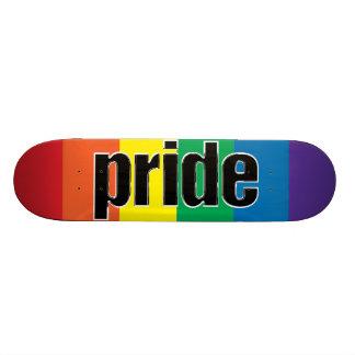 Orgullo gay de CRAZYFISH Patin