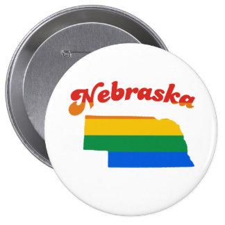 ORGULLO GAY DE NEBRASKA PINS