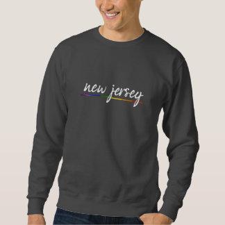 ORGULLO GAY DE NEW JERSEY -- .png Pulover Sudadera
