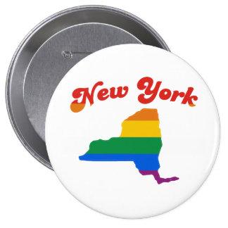 ORGULLO GAY DE NUEVA YORK PINS