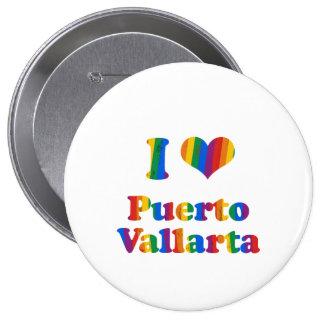 ORGULLO GAY DE PUERTO VALLARTA PIN