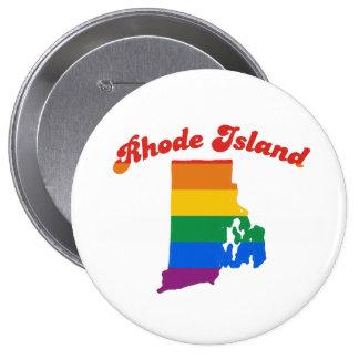 ORGULLO GAY DE RHODE ISLAND PIN