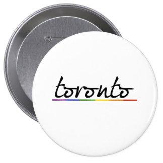 ORGULLO GAY DE TORONTO - .PNG PINS