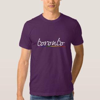 ORGULLO GAY DE TORONTO -- .png Playeras