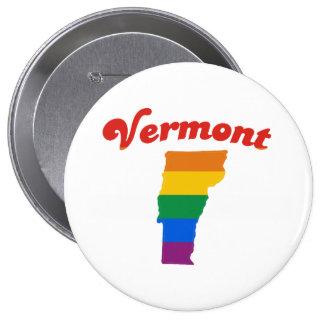 ORGULLO GAY DE VERMONT PIN