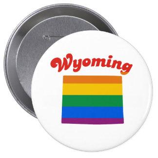 ORGULLO GAY DE WYOMING PIN