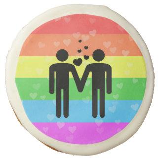 Orgullo gay del amor LGBT del el día de San