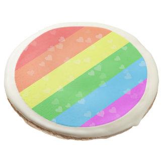 Orgullo gay del el día de San Valentín feliz LGBT