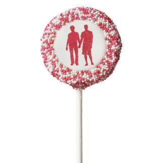 Orgullo gay del el día de San Valentín LGBT