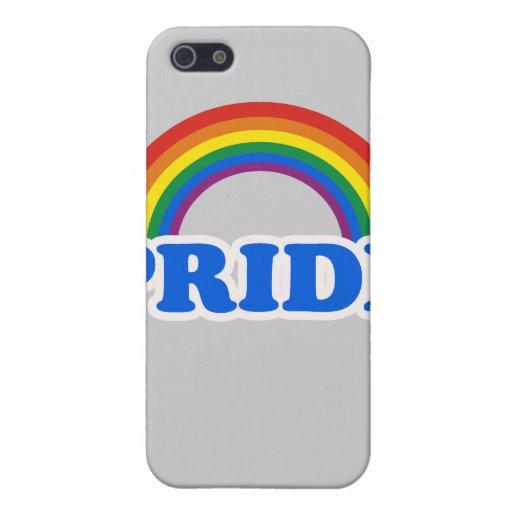 ORGULLO GAY iPhone 5 CÁRCASAS