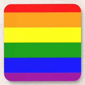 Orgullo gay posavasos