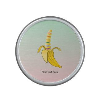 Orgullo gay que viene hacia fuera plátano altavoz con bluetooth