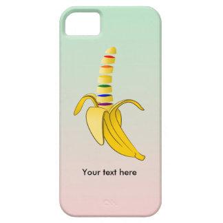 Orgullo gay que viene hacia fuera plátano iPhone 5 carcasas
