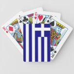 Orgullo griego barajas de cartas