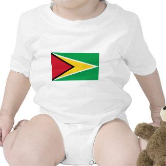 Orgullo guyanés traje de bebé