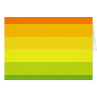 Orgullo hermafrodita tarjeta de felicitación