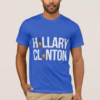Orgullo Hillary Clinton -- LGBT - Playera