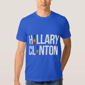 Orgullo Hillary Clinton -- LGBT - Remera
