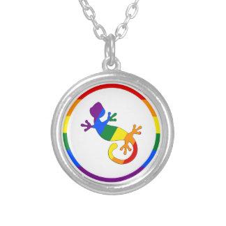 Orgullo homosexual y lesbiano grimpolas personalizadas