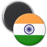 Orgullo indio imán de frigorífico