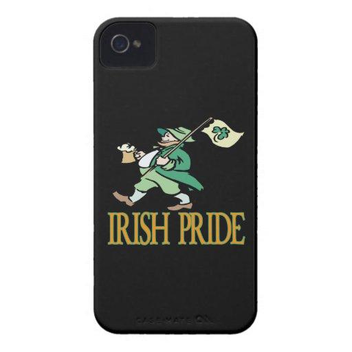 Orgullo irlandés Case-Mate iPhone 4 coberturas