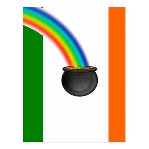 Orgullo irlandés de GLBT Postal