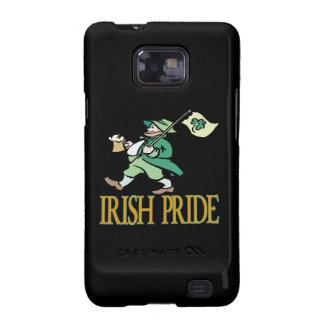Orgullo irlandés samsung galaxy s2 carcasa