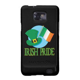 Orgullo irlandés galaxy s2 carcasa