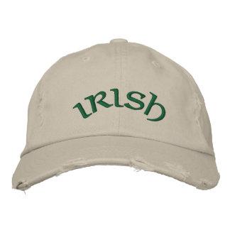 Orgullo irlandés gorra de beisbol