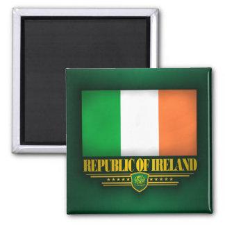 Orgullo irlandés imanes