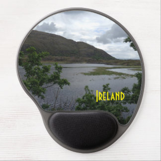 Orgullo irlandés Irlanda Mousepad Alfombrilla Con Gel