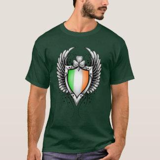 Orgullo irlandés playera