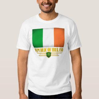 Orgullo irlandés playeras