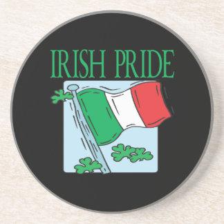Orgullo irlandés posavasos manualidades