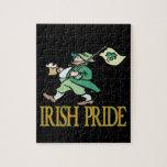 Orgullo irlandés puzzle con fotos