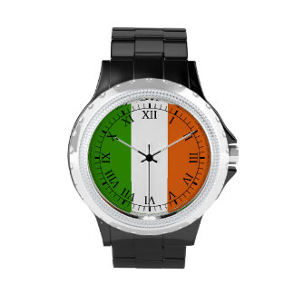 orgullo irlandés reloj