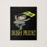 Orgullo irlandés rompecabezas