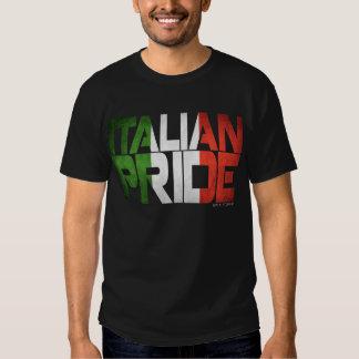 Orgullo italiano camisas