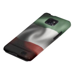 Orgullo italiano galaxy SII carcasa