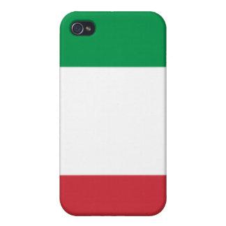 Orgullo italiano iPhone 4/4S carcasas